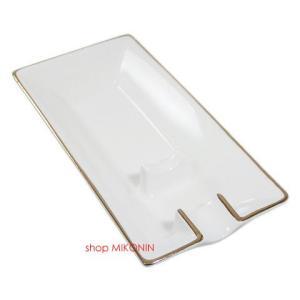 ローランド シガー灰皿 ホワイト 白 陶器製 葉巻用品|miko-store