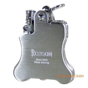 RONSON ロンソン バンジョー クロームサテン R01-0025|miko-store