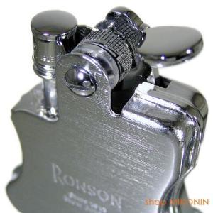 RONSON ロンソン バンジョー クロームサテン R01-0025|miko-store|03