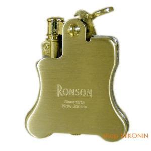 RONSON ロンソン バンジョー ブラスサテン R01-0026|miko-store