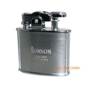 RONSON ロンソン スタンダード クロームサテン R02-0026|miko-store