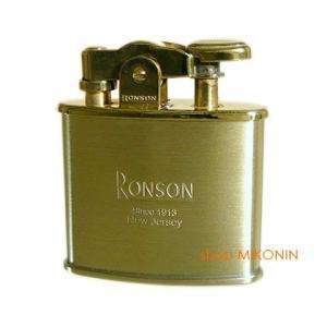 RONSON ロンソン スタンダード ブラスサテン R02-0027|miko-store