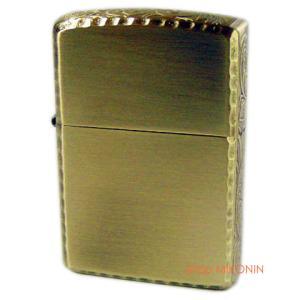 ZIPPO リューター 3面 アラベスク BS 真鍮古美 ジッポー|miko-store