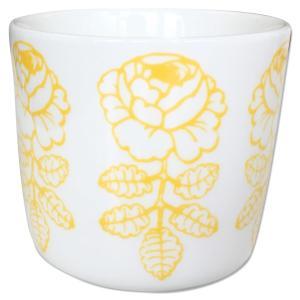 マリメッコ VIHKIRUUSU COFFEE CUP 2DL イエローライン2019 単品 mikonfinlandshop
