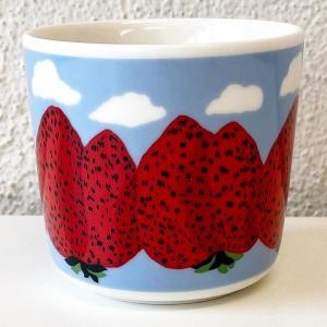マリメッコ MANSIKKA VUORET COFFEE CUP 2DL マンシィッカヴォレット コーヒーカップ 単品|mikonfinlandshop