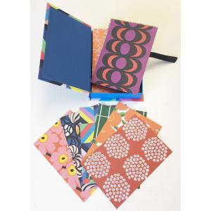 マリメッコ marimekko 50 POSTCARDS ポストカード 50枚セット|mikonfinlandshop