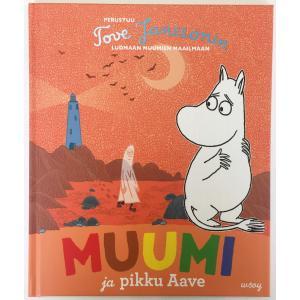 ムーミンのお話絵本 ムーミンと小さなおばけ MUUMI ja PIKKU AAVE mikonfinlandshop