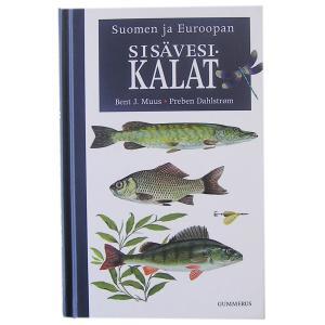書籍 フィンランドとヨーロッパのお魚分布図鑑 mikonfinlandshop