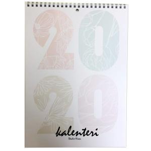 書籍 フィンランド Studio Hissu 2020年カレンダー