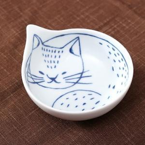 波佐見焼 子猫の小鉢 coneco鉢 ベンガル(ネコの深皿) LT5 mikura
