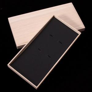 お箸用ギフトボックス 桐箱 2膳用(夫婦箸用) 大 mikura