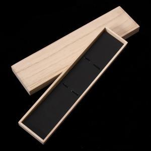 お箸用ギフトボックス 桐箱 2膳用(夫婦箸用) 小|mikura