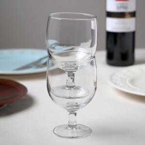 スタッキングできるワイングラス ヴィクリラ 8oz 250ml mikura
