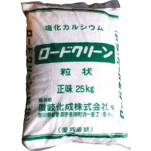 特長 ●雪や氷の上に直接散布するだけで素早く溶かす即効性の融雪剤です。  仕様 ●質量(kg):25...