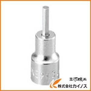 TONE ヘキサゴンソケット 6mm 2H-06の関連商品1