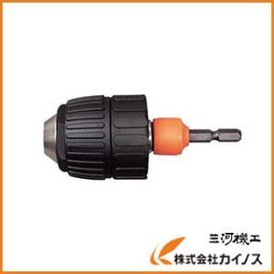 TRUSCO キーレスドリルチャック 0.8〜10.0mm TKC-170