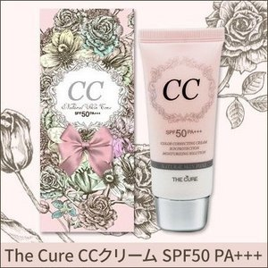 The Cure CCクリーム SPF50 PA+++