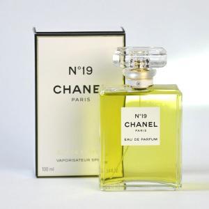 CHANEL シャネル No.19 オードパルファム スプレー 100ml 145891195309...