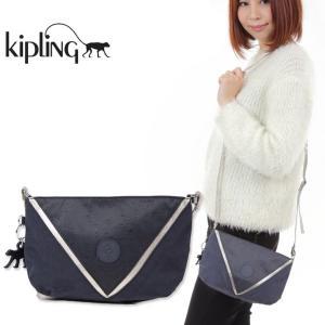 キプリング ショルダーバック PARTYBAG BPC 46370 G14 grey Kipling
