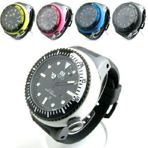 腕時計 NUTID ヌーティッド ダイバーウォッチ スキューバ・プロ N-1401M|miles