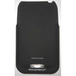 iPhone3G/3GS対応ポータブル・パワー・ステーション/1700mAh(ブラック)【IP-17B-BLACK】|milford
