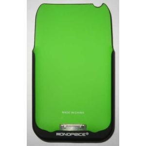 iPhone3G/3GS対応ポータブル・パワー・ステーション/1700mAh(グリーン)【IP-17B-GR】|milford