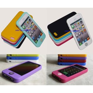 【iPhone5用】Soft Silicone Case/全13色【IP5DC05】|milford|02