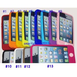 【iPhone5用】Soft Silicone Case/全13色【IP5DC05】|milford|03