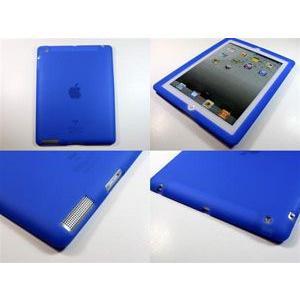 iPad2/iPad3rd用シリコンスキンケース/全9色【IPAD2-SC01】 milford