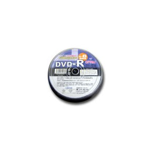 ALLWAYS(オールウェイズ)製DVD-R(10枚入り/8倍速/CPRM対応)メディア【ADVR47-CP8X10PW】|milford