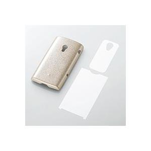 Xperia X10(SO-01B)対応ハードケース/全4色【MPS-X10PV】|milford