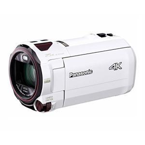 パナソニック 4K ビデオカメラ VZX990M 64GB あとから補正 ホワイト HC-VZX990M-W|milimilimea64