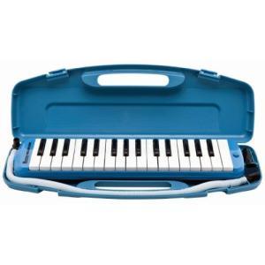 ゼンオン 鍵盤ハーモニカ バンビーナ メロディーホーン BMH-32 BLUE|milimilimea64