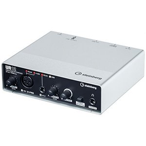 Steinberg スタインバーグ USB2.0 24bit/192kHz オーディオインターフェース UR12|milimilimea64
