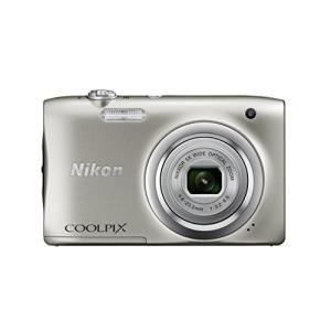 Nikon デジタルカメラ COOLPIX A100 光学5倍 2005万画素 シルバー A100SL|milimilimea64