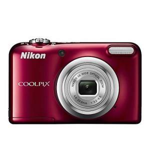 Nikon デジタルカメラ COOLPIX A10 レッド 光学5倍ズーム 1614万画素 乾電池タイプ A10RD|milimilimea64