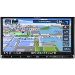 ケンウッド カーナビ 彩速ナビ 7型 MDV-L407 専用ドラレコ連携 無料地図更新/ワンセグ/Wi-Fi/Android&iPhone対応/DVD/SD/USB/VICS/タッチパネル|milimilimea64