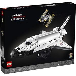 レゴ (LEGO) アイコン NASA スペースシャトル ディスカバリー号 10283 国内流通正規品|milimilimea64