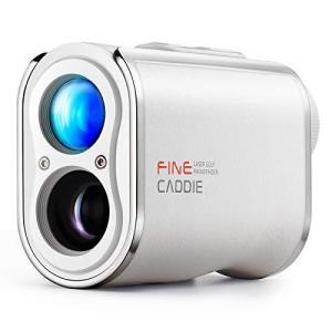 FineCaddie(ファインキャディ) J300プレミアム ゴルフ  レーザー距離計  1,093yd測定 距離測定器 防水 IPX4防水 超軽量 milimilimea64