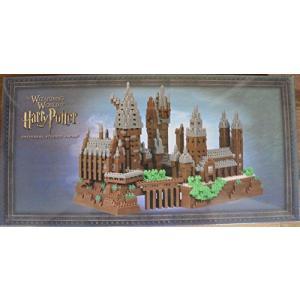 ホグワーツ 城 ナノブロック ハリー ポッター USJ 公式 限定 商品 グッズ 「The Wizarding World of Harry Potter ( ザ ウィザーディング ワールド オブ ) 」|milimilimea64