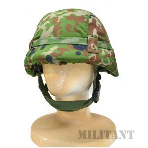訓練用88式鉄帽 陸上自衛隊 迷彩ヘルメット|militant