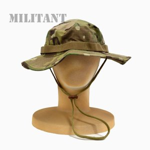 ブーニーハット(ジャングルハット)マルチカム|militant