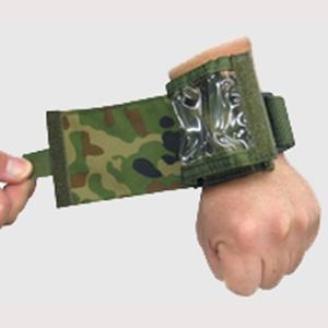 GPSリストポーチ(Foretrex301専用)|militant