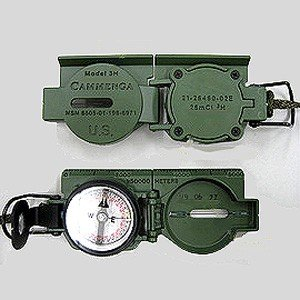 CAMMENGA社 トリチウム軍用レンザティックコンパス|militant