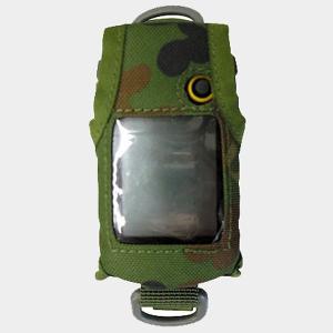 コーデュラナイロン製 ナビポーチ (etrex10・20・30j専用) 陸自迷彩|militant