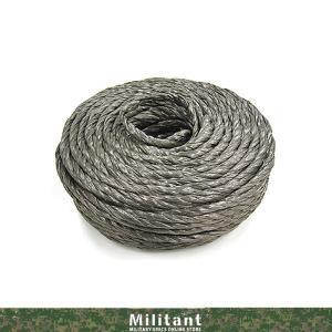 演習便利ひも OD (小) 80m PPロープ|militant