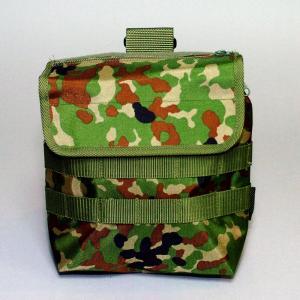 BOXダンプポーチ (タフター) 陸上自衛隊迷彩