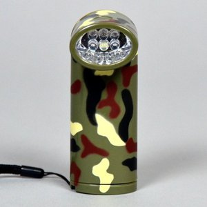 6LED アーミーライトコンパクト(4色)|militantonline