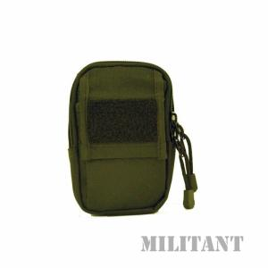 EDCポーチ OD/オリーブ|militantonline