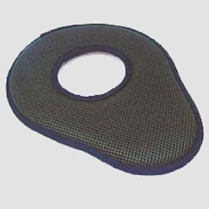 (ネコポス対応)鉄帽用 快適の輪 二枚組(インナーパッド)